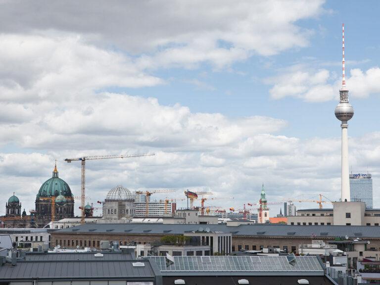 Mitten in Berlin liegt die WG für Intensivpflege und Beatmungspflege.